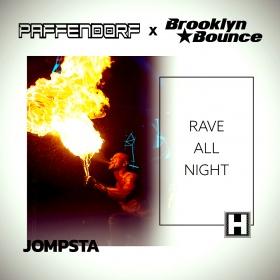PAFFENDORF & BROOKLYN BOUNCE - RAVE ALL NIGHT